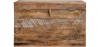 Buy Vintage Recycled wooden trunk Multicolour 58498 home delivery
