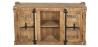 Buy Wooden industrial sideboard Natural wood 58890 - in the UK