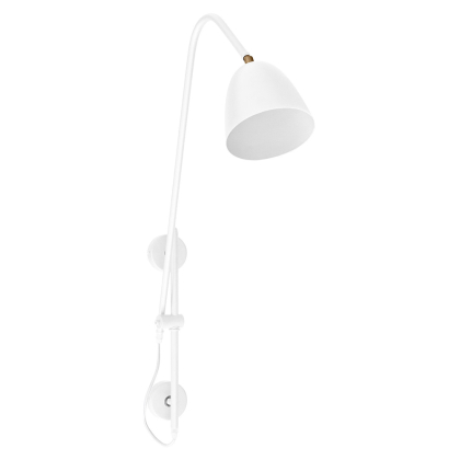 Buy Wall Lamp BI 5 -  Steel White 16327 at MyFaktory