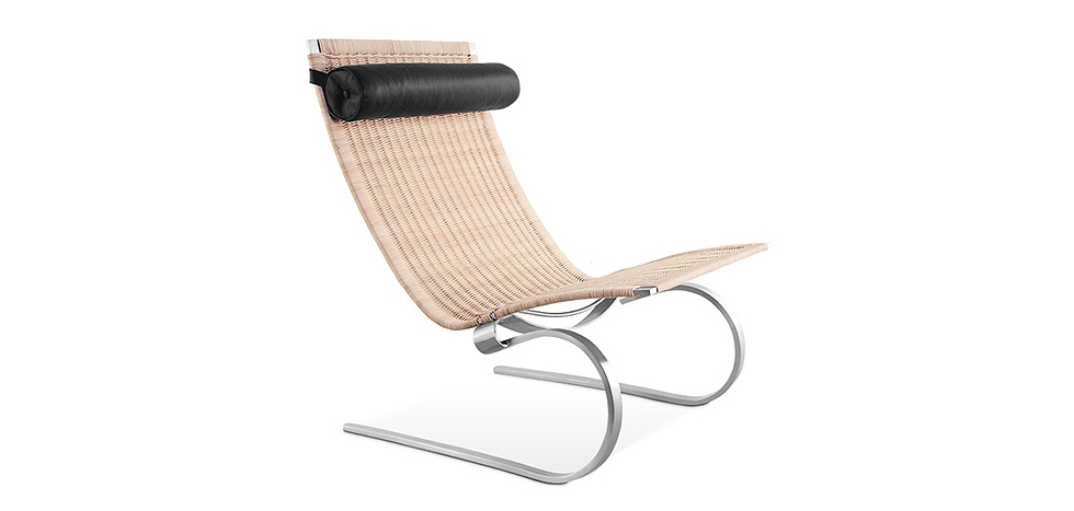 Buy PY8 Lounge Chair - Cane Rattan 16831 - in the UK