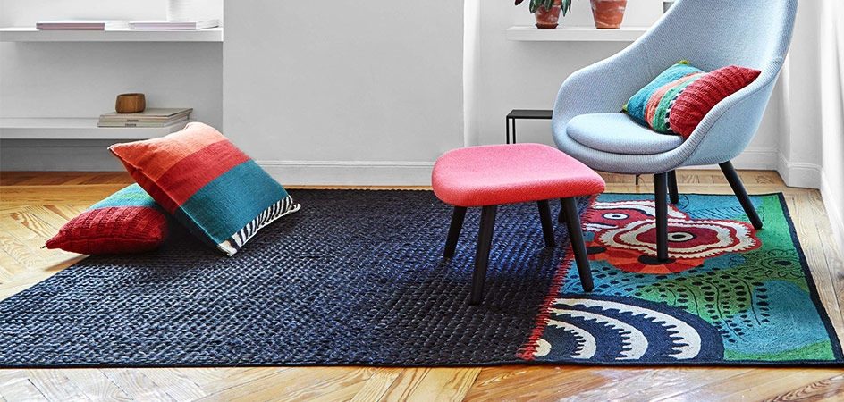 Carpet with Chair