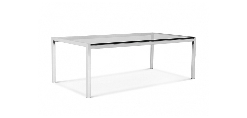 Buy Coffee Table Florence knoll Steel 13304 - in the UK