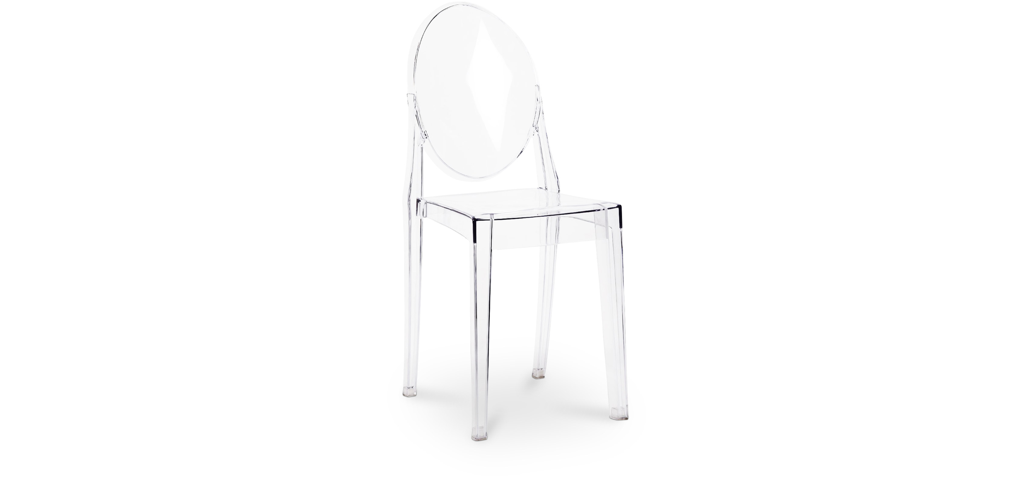 Buy Victoria Chair Transparent 16458 - in the UK